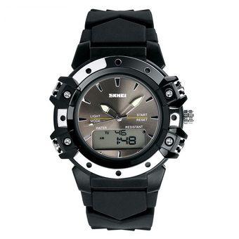 Belanja SKMEI S-Shock Sport Watch Water Resistant 50m - AD0821 - Hitam Indonesia Murah - Belanja Jam Tangan Olahraga Pria di Lazada. FREE ONGKIR & Bisa COD.