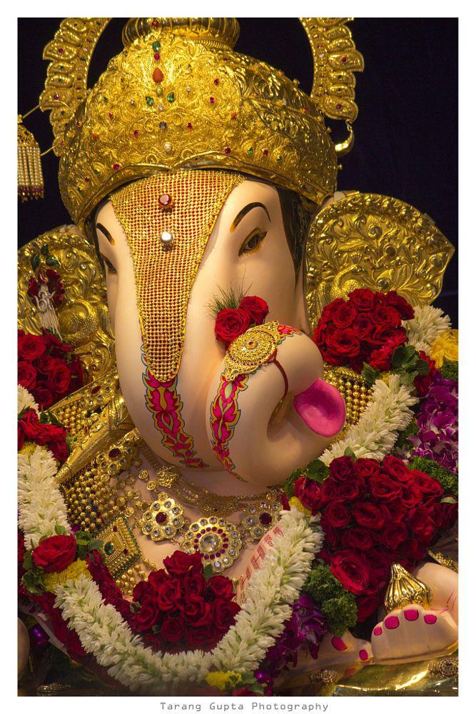 Ganpati Bappa Moriya by Tarang Gupta on 500px