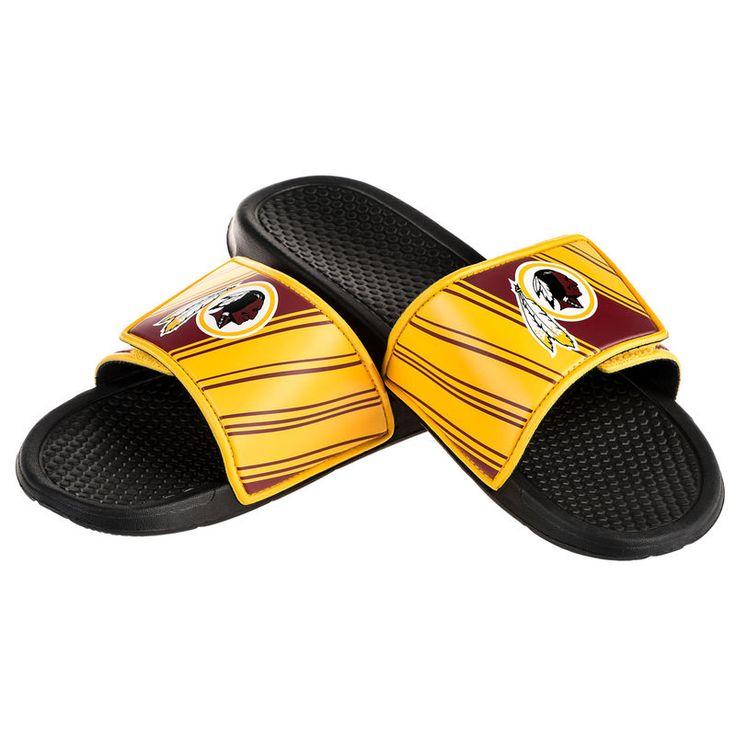 Washington Redskins Sport Slider Sandals