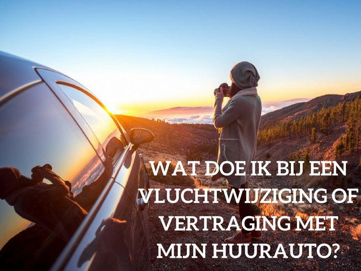 Wat doe ik bij een vluchtwijziging of vertraging met mijn gereserveerde huurauto? #sunnycars #autohuurtip #roadtriptip