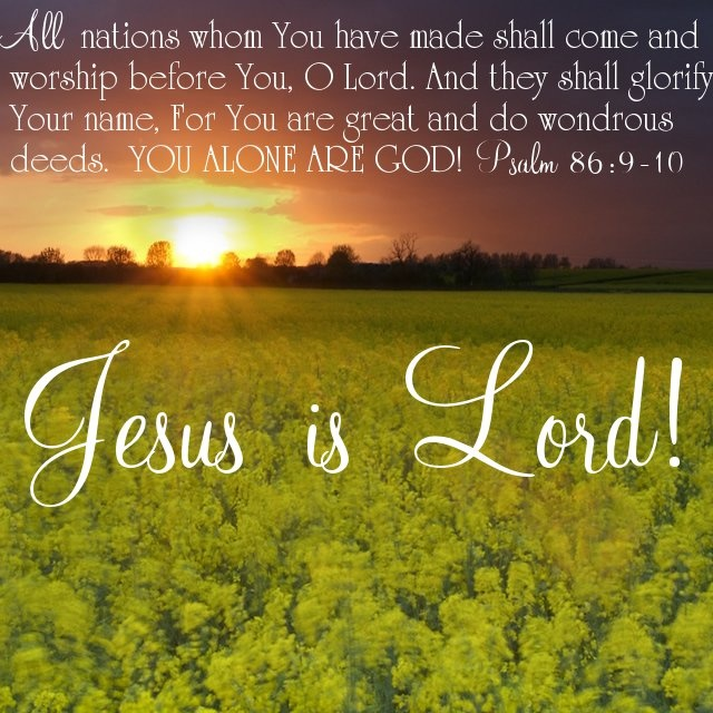 Jesus Is Lord Quotes And Images: 17 Best Images About Every Knee Shall Bow On Pinterest
