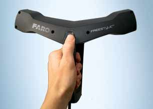 FARO Handheld Scanner for Professionals | FARO Scanner Freestyle3D | FARO Asia