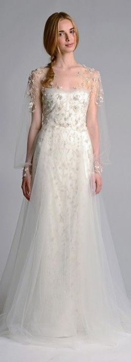 Marchesa Bridal Collections Fall 2014