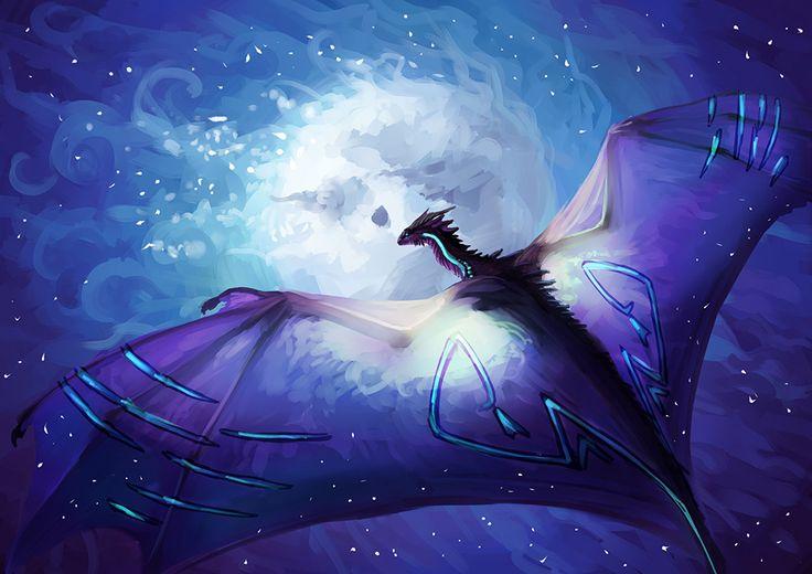 Lunar mist by Neboveria