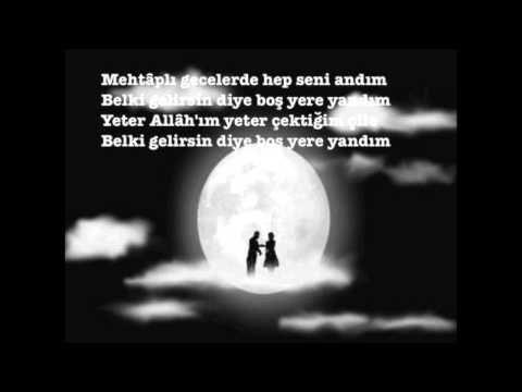 İLKAY ARMEN MEHTAPLI GECELERDE HEP SENİ ANDIM - YouTube