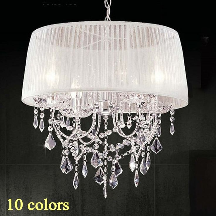 1000 ideas about Lampshade Chandelier – Where Can I Buy a Chandelier