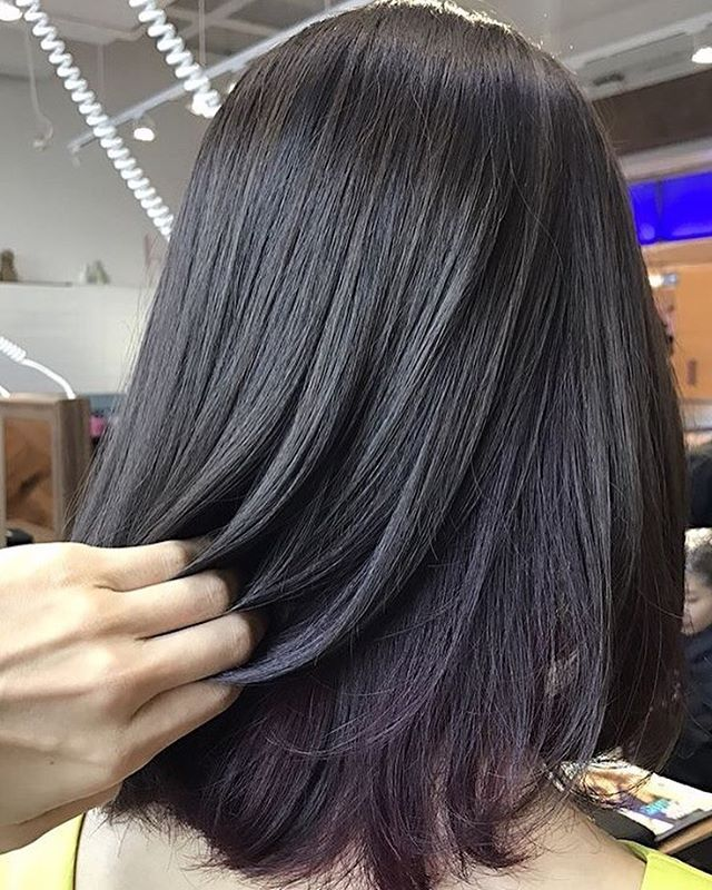 25 Best Ideas About Dark Grey Hair On Pinterest  Dark Grey Hair Dye Ash Ha