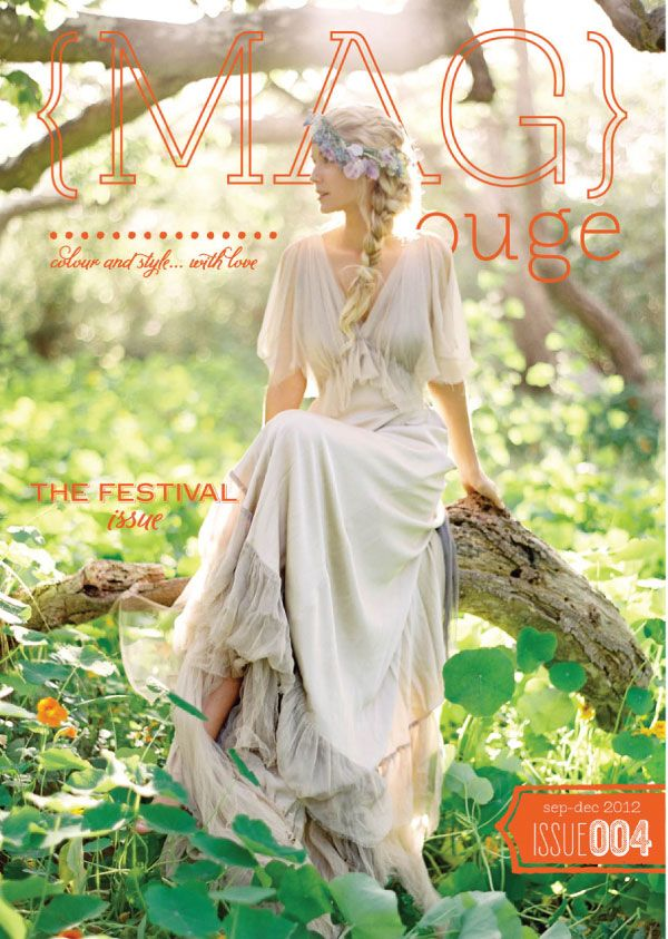 {MAG}Rouge Issue 4  Cover by Jose Villa: Wedding Dressses, Idea, Style, Wedding Dresses, Bohemian Bride, Beautiful, Boho Dresses, The Dresses, Hair