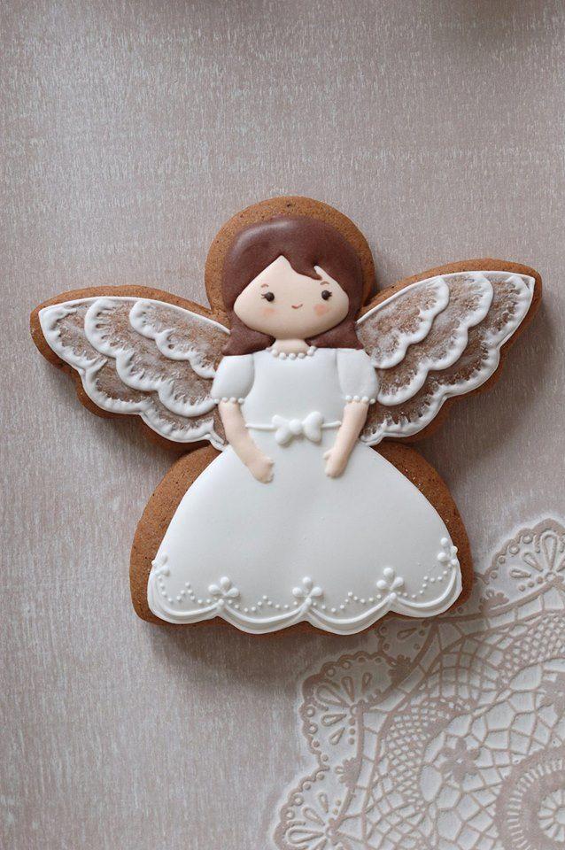 Angel cookie                                                                                                                                                                                 More