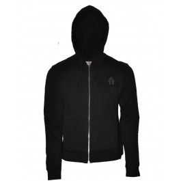BOLONGARO TREVOR LARGE SKULL HOODIE - Hoodies & Crews - Menswear. Use a thin hoodie as a jacket for the summer nights.