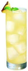 This might be my new summer cocktail. Coco Loso...1.5 oz Ciroc Coconut Vodka & 5 oz pineapple juice.