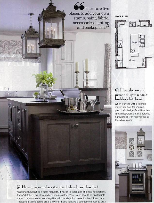 27 best grey kitchens images on pinterest dining rooms for Sarah richardson kitchen ideas