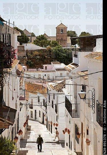 Calle mijas pueblos blancos 39 pueblos blancos 39 costa - El mundo andalucia malaga ...