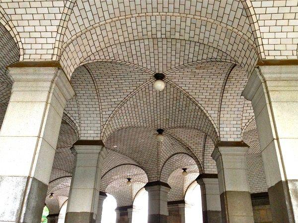 Catalan Vault Manhattan Municipal Building Timbrel Vault
