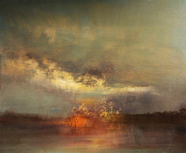 "oil on canvas  20""x24"" Maurice Sapiro"