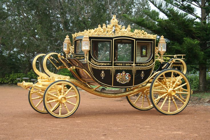 horse drawn carriage | Could this be the carriage Kate Middleton will use to get to ...