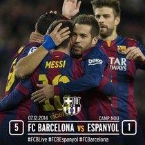 Hat Trick de Messi !!!
