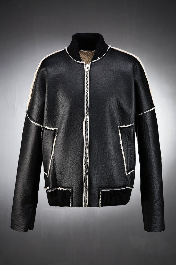 Faux leather Mustang Jackets
