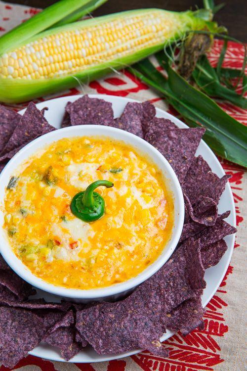 Closet Cooking: Hot Cheesy Corn Dip