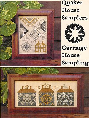 Pattern by Carriage House Samplings.