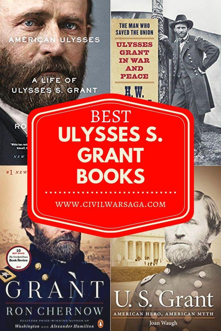 Best books about ulysses s grant ulysses civil war