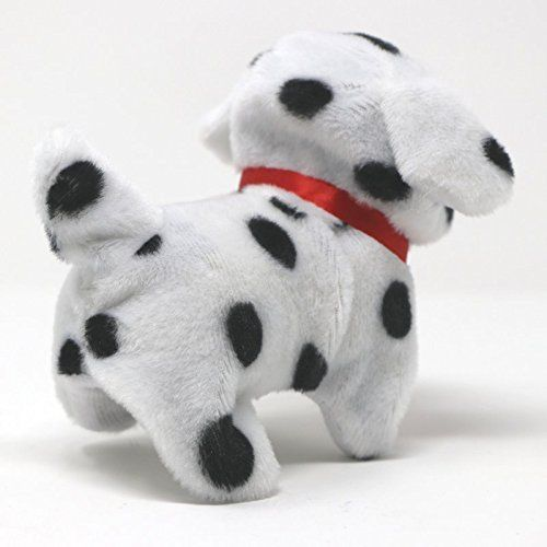 Mss Inc Puppy Plush Dog Toy For Kids Puppy Toy Walks Barks Battery