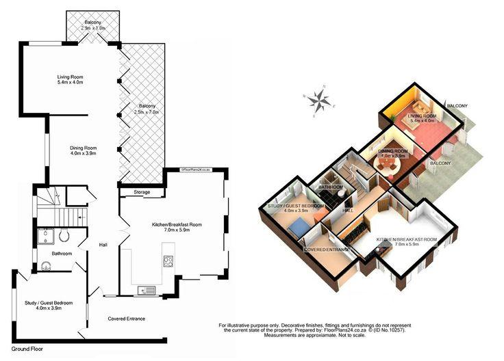 8 best 3d floorplans images on pinterest casablanca for Interactive floor plan map