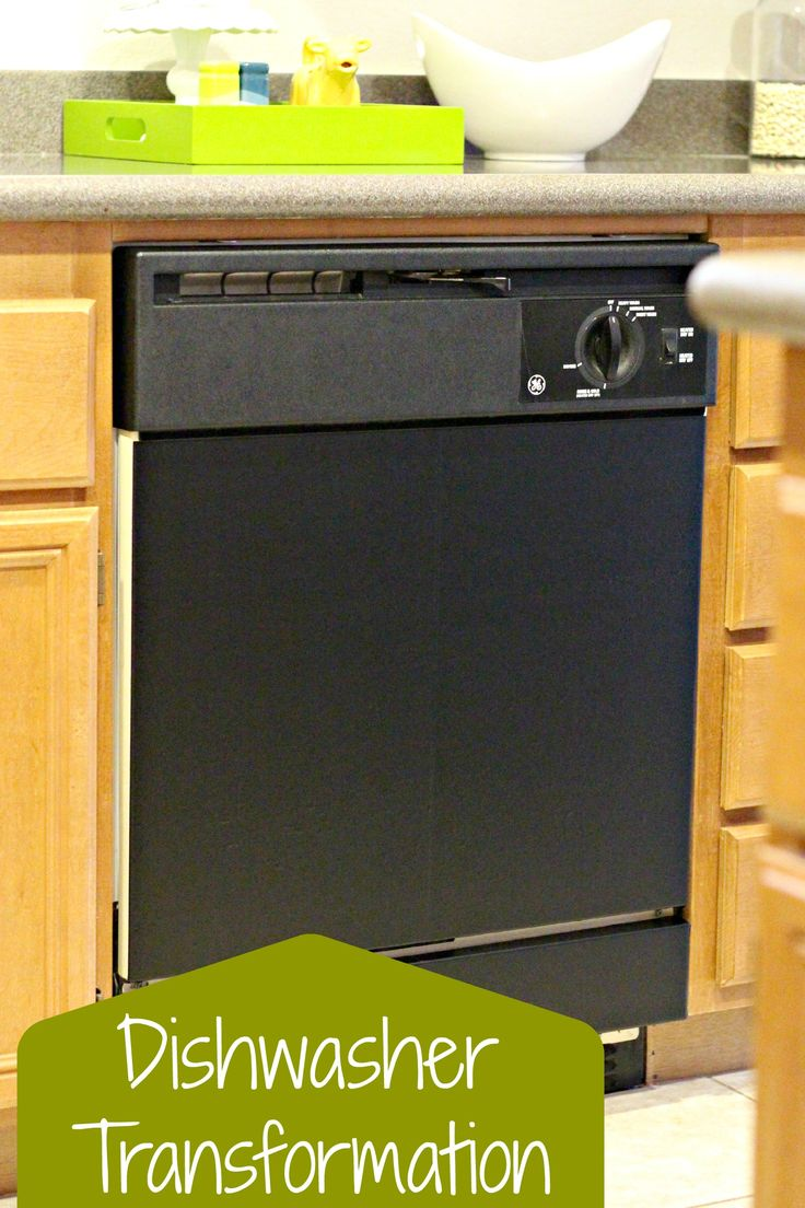 Uncategorized Kitchen Appliance Breakdown Cover 85 best diy repairs appliances maintenance images on pinterest dishwasher transformation using black contact paper the was almond in a