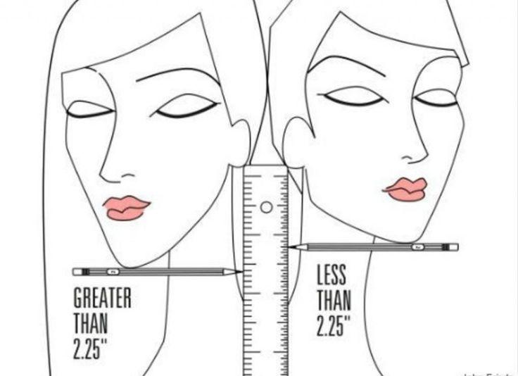 La méthode infaillible pour connaître votre longueur de cheveux idéale: connaissez-vous la règle du 2,25? - Trucs et Bricolages