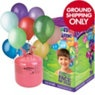 Helium Tank Kit with 30 Latex Balloons - Party City since all Party City stores are out of helium to blow balloons up