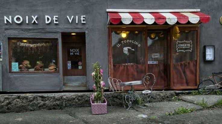 In Svezia aperto un mini-negozio  e un mini-ristorante di strada per topi