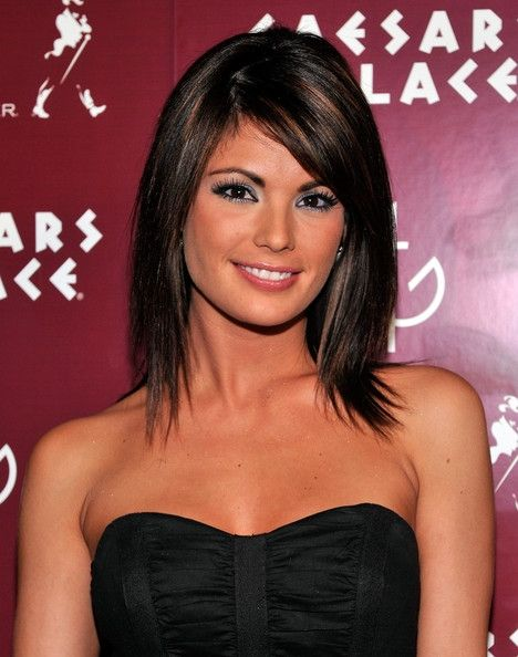 shoulder length hair: Hair Ideas, Haircuts, Hairstyles, Medium Lengths, Hair Styles, Color, Makeup, Hair Cuts, Medium Hair