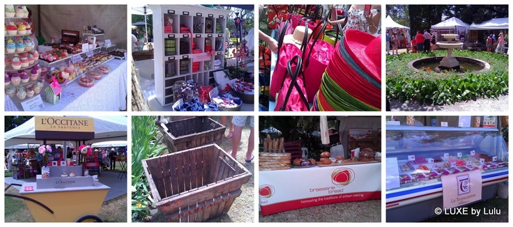 A little bit of France in Melbourne... Melbourne French Festival (Paris to Provence) at Como House #food #wine #France #accessories
