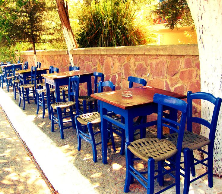 Holiday Lesvos greece  Please have a sit by AndrianaS.deviantart.com on @DeviantArt