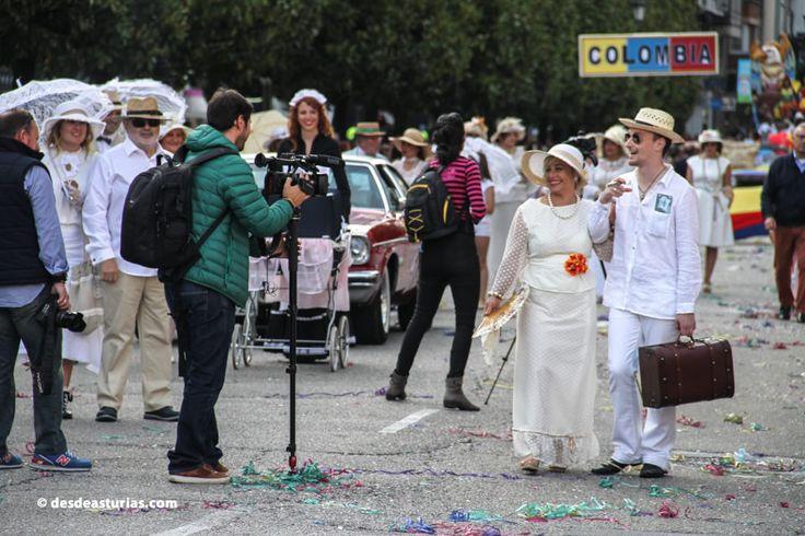 Día de América en Asturias. Fiestas de San Mateo #Oviedo https://www.desdeasturias.com/dia-de-america-en-asturias/
