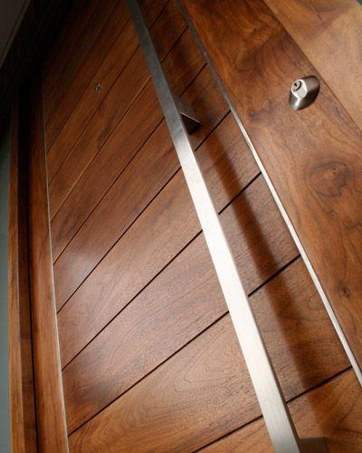 modern front door handle - Google Search