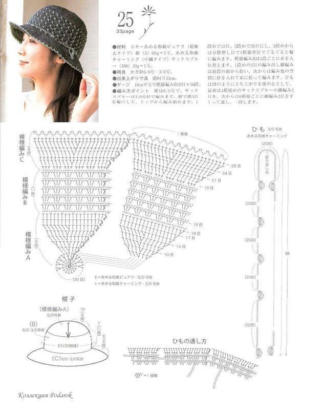 Mejores 62 imágenes de Sombreros geniales en Pinterest | Sombreros ...