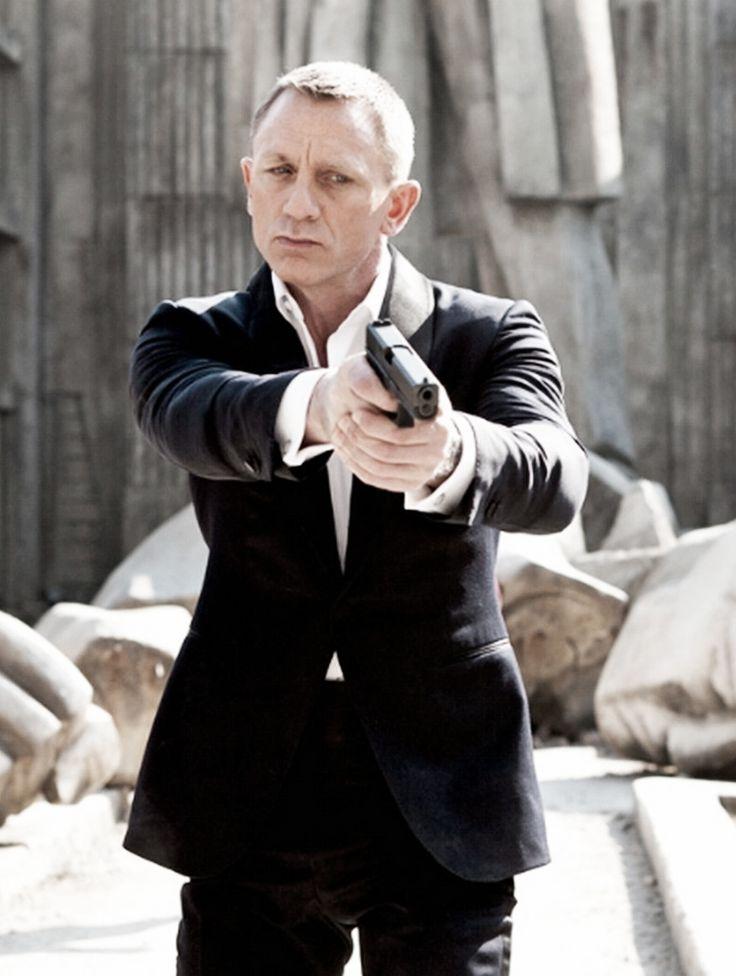 *m. James Bond #skyfall Daniel Craig