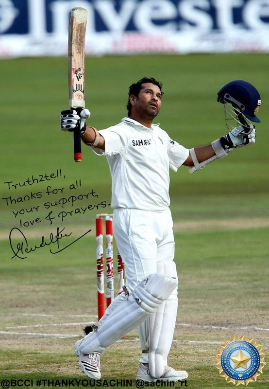 Every #Cricket lover is a fan of Sachin