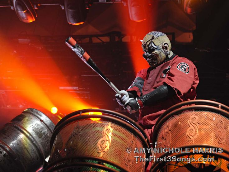 Poetic Art - Reincarnated:  #Slipknot Live