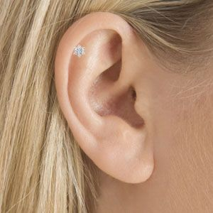 Helix Diamond Earrings Image Result For Leaf Helix Jewelry Piercing