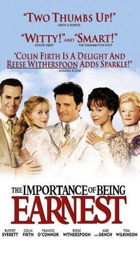 This movie. <3 Perfect adaptation from the brilliant Oscar Wilde book with the best actors! :)