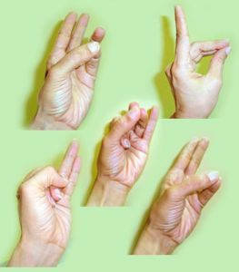 Joint pain? Try these yoga mudras for relief - Rediff.com