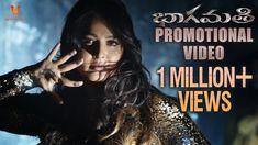 Bhaagamathie Promotional Video   Anushka   Unni Mukundan   Thaman S   UV...