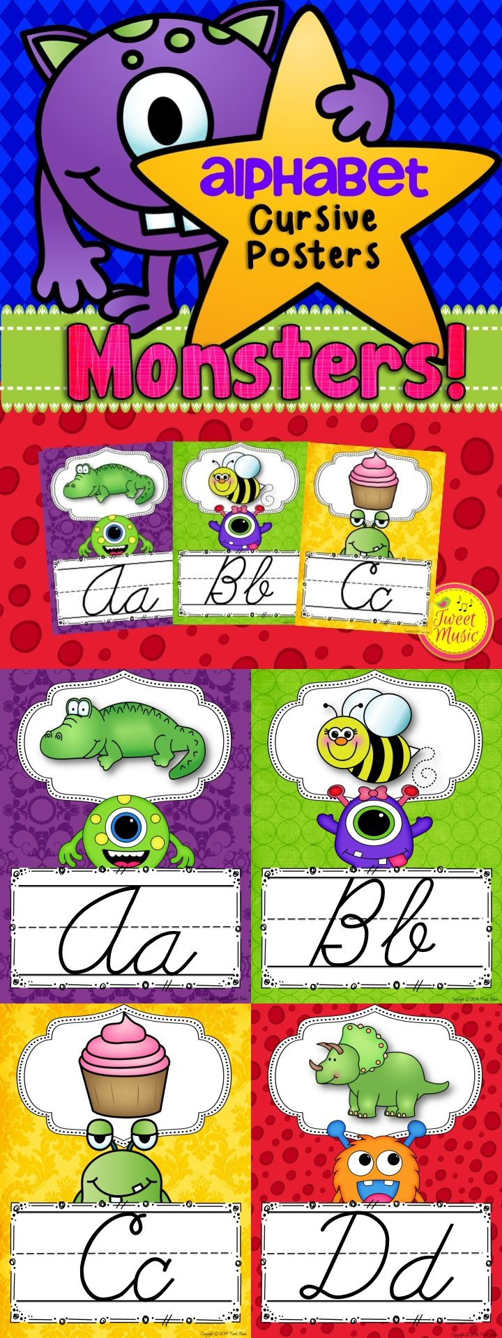 85 best classroom theme monsters images on pinterest teaching