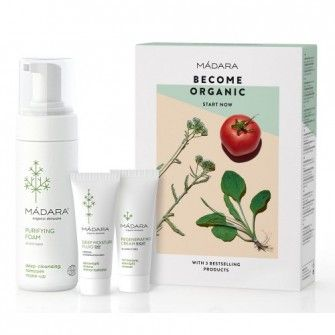 """Become organic"" Set"