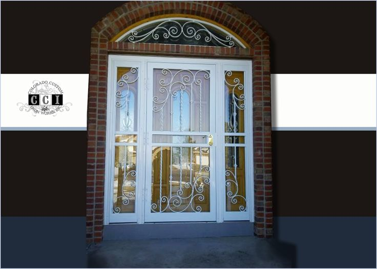 #ColoradoCustomIron Works Company Is Providing High Quality Custom Iron  Work At Best Competitive Prices.