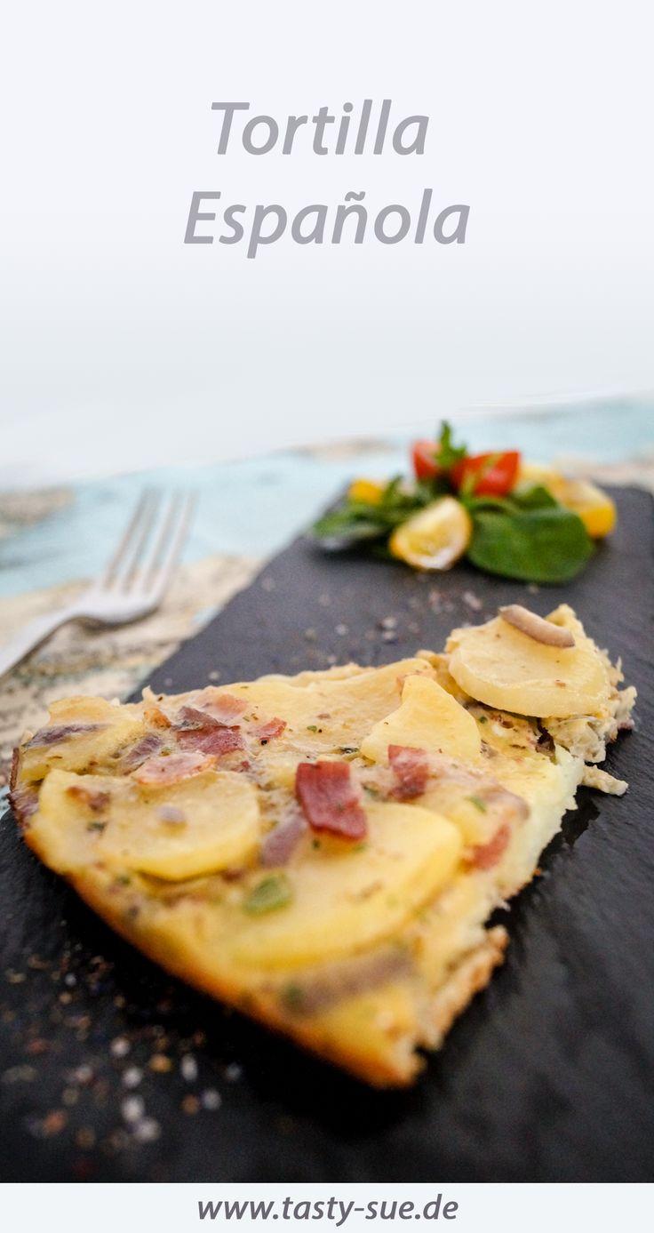 Tapas wie im Urlaub - mit dieser klassische Tortilla Española