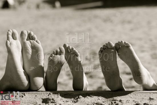 Paul Reynolds beach,black & white,brighton,coastal,dad,feet,landscape,mum and childs feet,paul reynolds,sand,sea,seaside,sepia,soles,summer,toes,paul reynolds 2012,