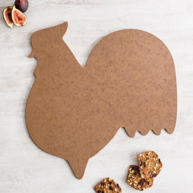 These fun and functional Epicurean Novelty Cutting Boards and flair to any kitchen. Epicureans unique composite cutting board material is scratch resistant, won't dull your knives and is dishwasher safe.